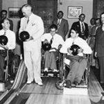 President Truman at BVL Tournament