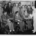 Truman3-Pictures-of-President-Harry-S.-Truman-with-BVL-winners-at-the-Whitehouse-bowling-lanes.1-300x244