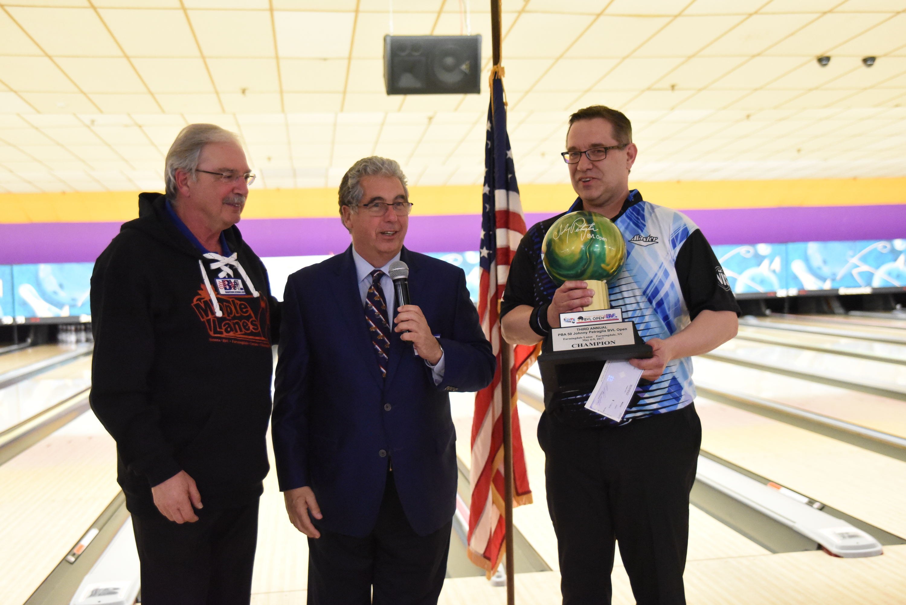 Brian LeClair Wins Johnny Petraglia BVL Open