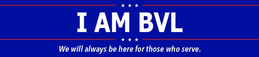 I AM BVL webpage header
